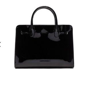 NWT Mansur Gavriel Mini Mini Sun Bag Black